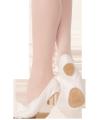 Мягкая балетная обувь, Модель 1