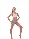 Свободные шорты для художественной гимнастики